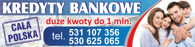 Anonse - KREDYTY CAŁA POLSKA DO 1.000.000 zł  - MONEY CENTER CRF