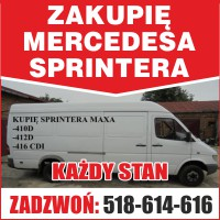 Anonse - Mercedes Sprinter - \