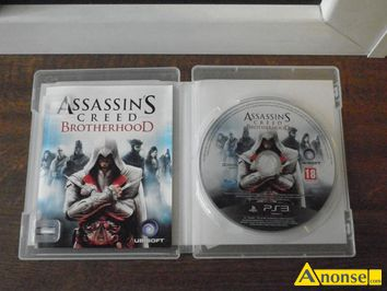 Anonse GRA na ps3 assassins creed brotherhood, konsole play STATION 3