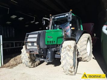 Anonse 6550, VALTRA, c.17.000EUR do uzg.. LUBLIN t.81 477-54-21