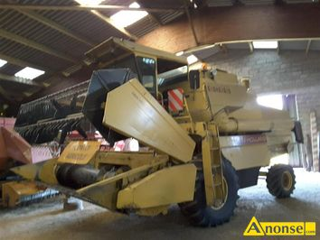 Anonse 8055, NEW HOLLAND, c.8.000EUR do uzg.. LUBLIN t.81 477-54-21