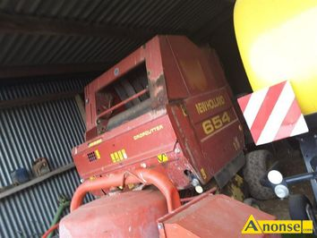 Anonse 654, NEW HOLLAND, c.3.700EUR do uzg.. LUBLIN t.81 477-54-21