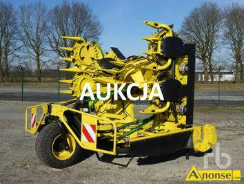 Anonse CHAMPION 375 Plus Row Independent Corn OFERTA AUKC, KEMPER, c.400EUR do uzg.. KRAKÓW t.660-797-300