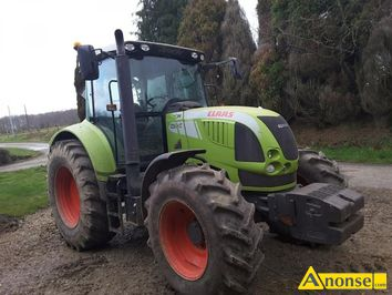 Anonse ARION 620 C, CLAAS, c.24.000EUR do uzg.. LUBLIN t.81 477-54-21