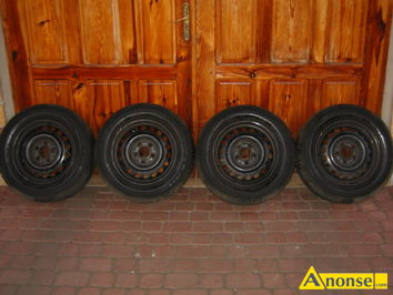 Anonse KOŁA 15' MERCEDES 5X112 ET 49 +OPONY GOOD YEAR 195/65 R15, Koła 15' do mercedesa 5x112 ET49 i opony GOOD YEAR 195/65R15, stan bard