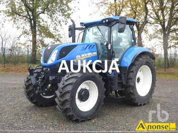 Anonse T7.210 Power Command OFERTA AUKCYJNA, NEW HOLLAND, 76, c.400EUR do uzg.. KRAKÓW